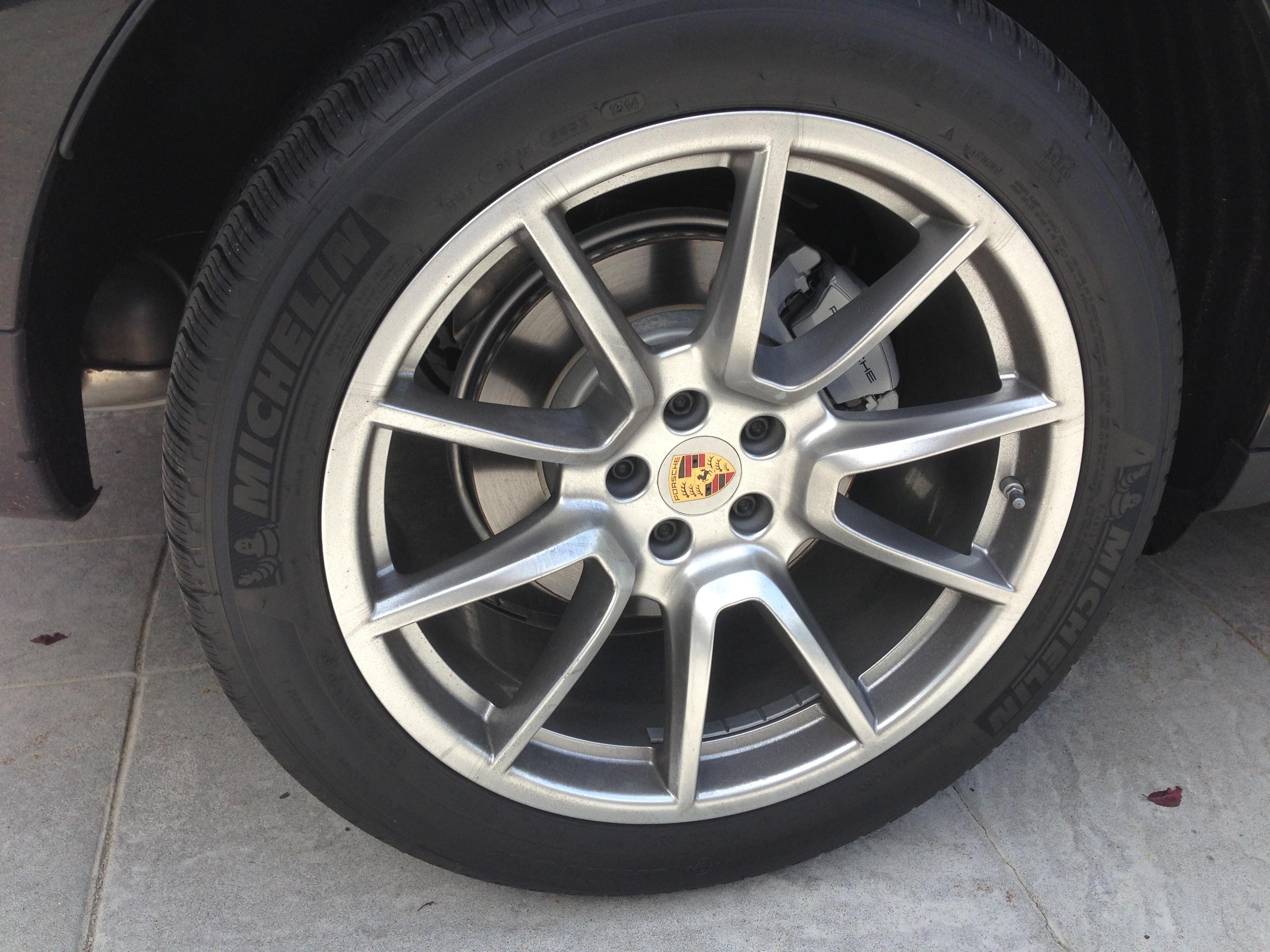 20 Quot Macan Sport Design Wheels Porsche Macan Forum
